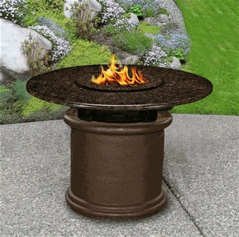 California Firepit California Outdoor Concepts 2020 Mar Dining Height Pit