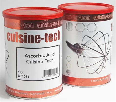 Ascorbic Acid Shelf by Ascorbic Acid Cuisinetech