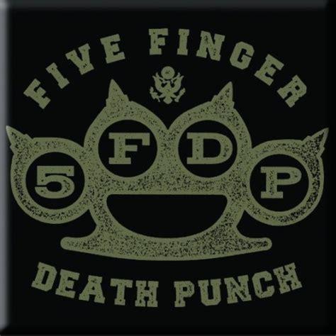 five finger death punch email address five finger death punch brass knuckle magnet
