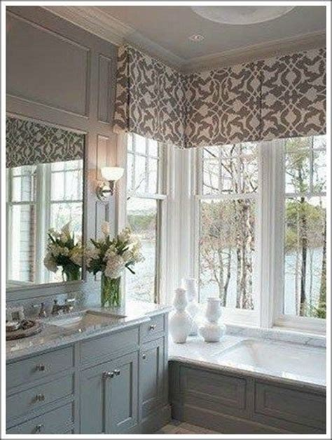bathroom valances ideas 1000 ideas about bathroom window treatments on
