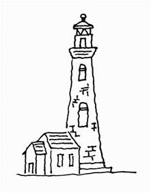lighthouse coloring pages free printable lighthouse coloring pages for