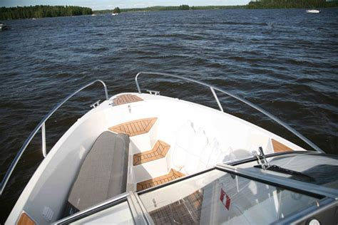 facing the bow of a boat where is the port side finnmaster 55 br review tidy and intelligent boats