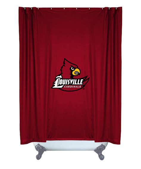 purdue shower curtain ncaa louisville cardinals shower curtain football