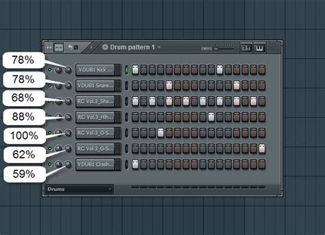 drum pattern sequencer online bass idea for drum and bass