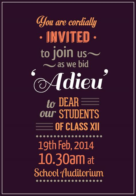 invitation card template for farewell 8 farewell lunch invitations jpg vector eps ai