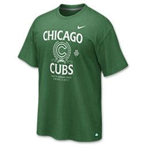 chicago cubs st s day apparel chicago cubs mlb and cubs on