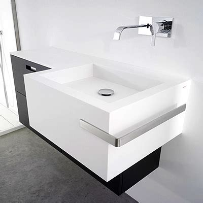 corian integrated basin point basin by antonio lupi design the new countertop