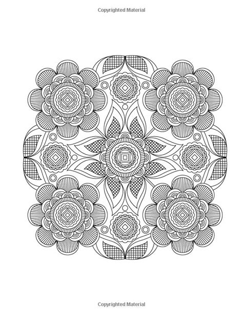 mandala design coloring book volume 1 flower designs coloring book volume 1 jenean morrison