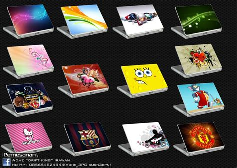 Jual Garskin Laptop Murah garskin hp auto design tech