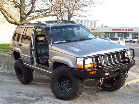 Custom 98 Jeep Grand Customized Jeep Grand 1998