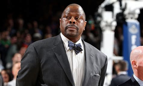 patrick ewing patrick ewing hired as georgetown men s basketball head