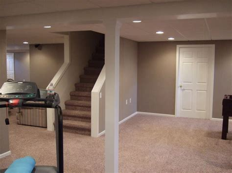 finished basement ideas finished basement plans ideas minimalist sweet home basement ideas