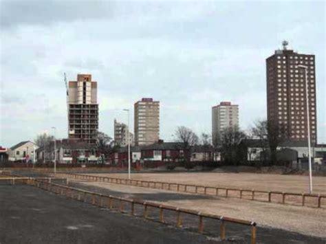 blackpool appartments layton flats blackpool demolition 2014 part 4 youtube