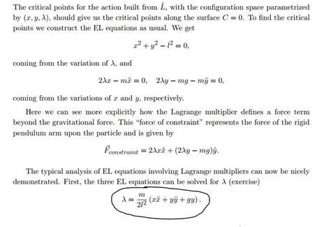 what is lambda in physics homework and exercises how did he find the quot lambda