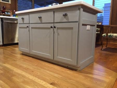 do it yourself kitchen island pin by ana white on kitchen tutorials pinterest