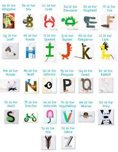 abc letter crafts tackle one letter a day and maybe