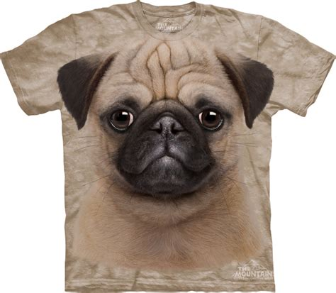 pug faced cat the mountain t shirts tie dyed cat t shirts animal t shirts from the mountain at