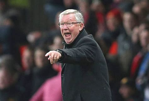 Hairdryer Ferguson i still get sir alex ferguson s hairdryer treatment says