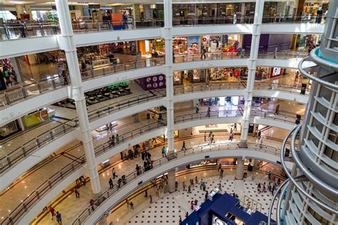 in mall suria klcc shopping mall in kuala lumpur thousand wonders