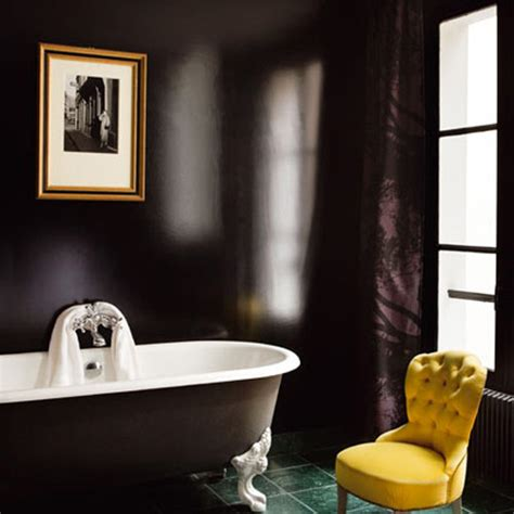 Eggplant Bathroom by Design Barbados March 2012
