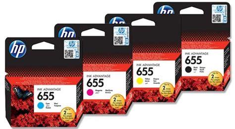 Cartridge Printer Hp 655 Kosong hp deskjet 3525 ink advantage e all in one inkoustov 225