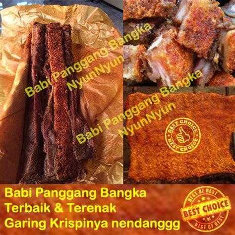 Babi Panggang Bangka 3 4 Kg jual babi panggang 1 2 kg babi panggang bangka