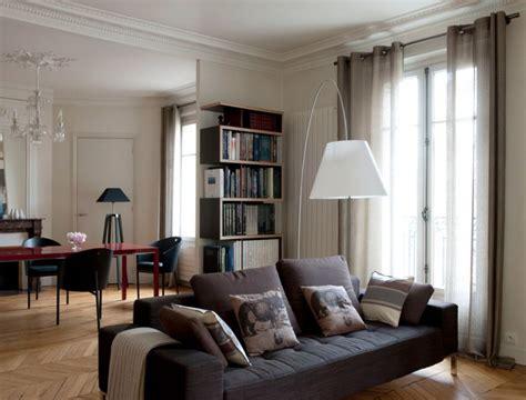Deco Appartement Haussmannien by Un Appartement Haussmannien Revisit 233 Planete Deco A