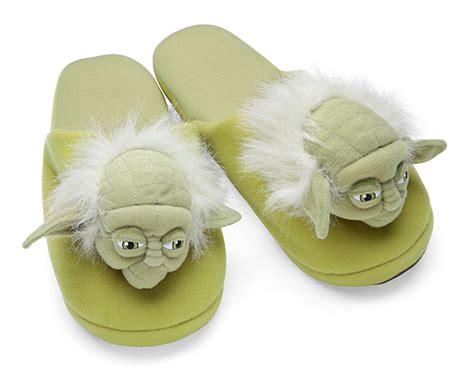 yoda slippers yoda slippers thinkgeek