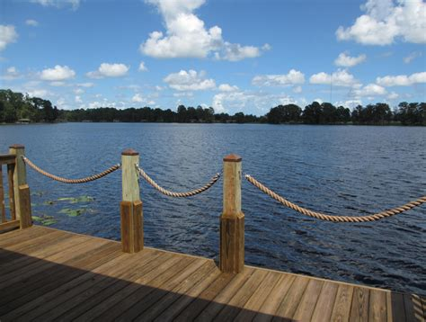 boat dock ropes decorative dock rope railing bing images