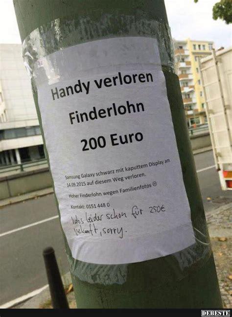 Lustige Motorrad Bilder Fürs Handy by Handy Verloren Finderlohn 200 Euro Lustige Bilder