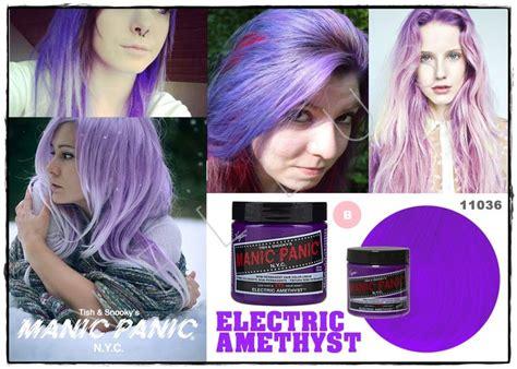 manic panic classic electric amethyst vellus hair studio 83a tanjong pagar road s 088504 tel