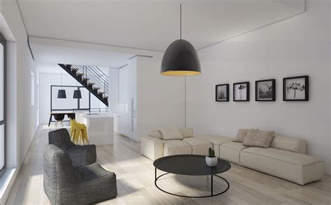 hello living room revealed new look and interiors for hello living s prospect heights townhouses 22 36 underhill