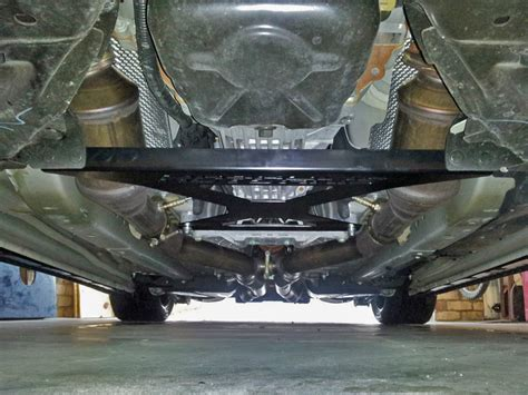 chassis stiffening the mustang source ford mustang