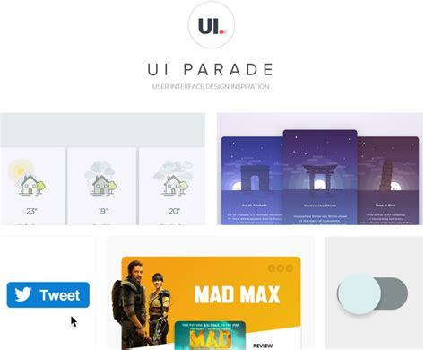 graphic design inspiration ui 8 of the best ui design websites for inspiration in 2017