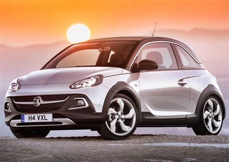 Vauxhall Adam Rocks 2015 Car Wallpapers Xcitefun Net