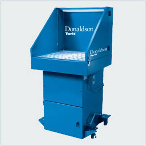 downdraft benches cabinet dust collectors series 50 80