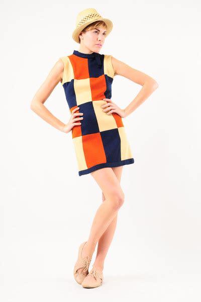 Get Mod Chic To Rival The 60s Pin Ups by Blue La Vintage Dresses Quot Mod Squad Dress 60s Quot By La