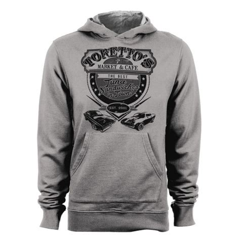 Hoodie Fast Furious s fast and furious quot toretto s market quot hoodie aftcra