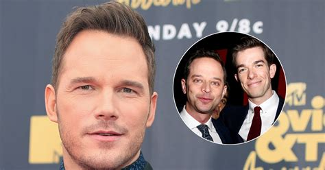 nick kroll oscars 2019 chris pratt is stoked about this comedy duo allegedly