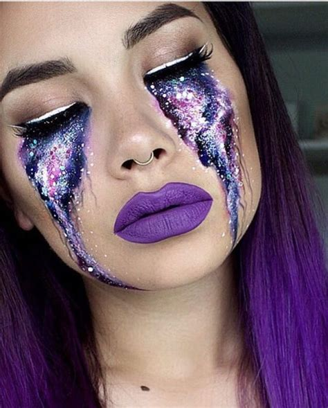 Make Up Cool For School 13 glitter makeup ideas that are beautiful