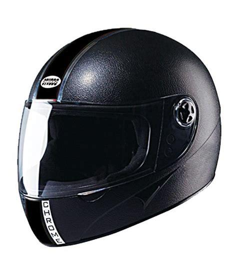 studds motocross helmet studds chrome economy full face helmet black l buy