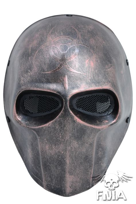 Fma Wire Mesh Mask Wolf 40 fma wire mesh quot biochemical quot mask wargame