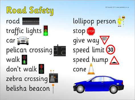 road safety lesson year 3 51 best images about road safety on cards