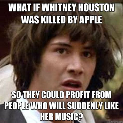 Whitney Houston Memes - whitney houston meme