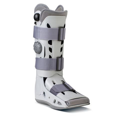aircast airselect elite walker boot sports supports
