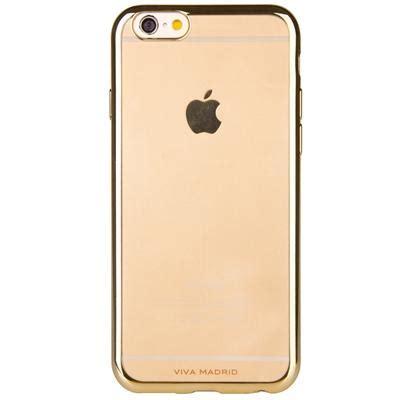 Viva Madrid Tinte Metalico Gold For Iphone 6 viva madrid metalico flex till iphone 6 6s chagne gold themobilestore