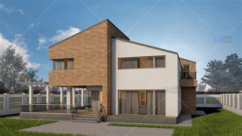 proiecte de casa proiect casa parter mansarda 159 mp amelia
