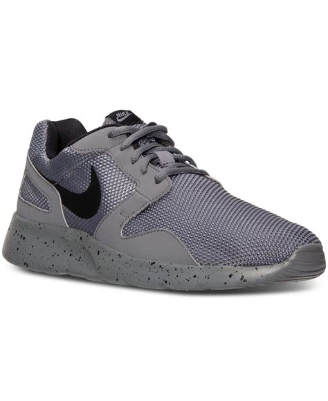 mens winter sneakers nike s kaishi winter casual sneakers from finish line