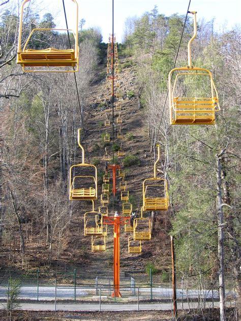 panoramio photo of chair lift gatlinburg tn
