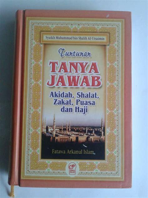 Vcd Sifat Shalat Nabi Edisi Kartun buku tuntunan jawab aqidah shalat zakat puasa dan haji